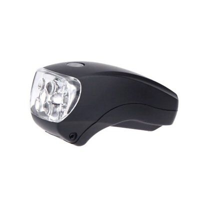 Cycling Ultra Bright 5 LED Bicycle Bike Front White Head Light Safety Lamp H4L1