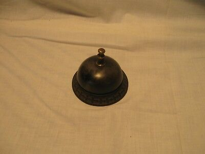 Vintage Antique Desk Counter Hotel Shopkeepers Bell