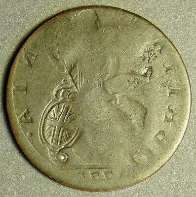 ***Authentic American Revolutionary War Coin 1775 1st Year of War (75570CVS In#)