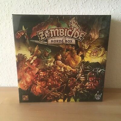 Zombicide Green Horde - Horde Box !!! OVP and KICKSTARTER EXCLUSIVE !!!