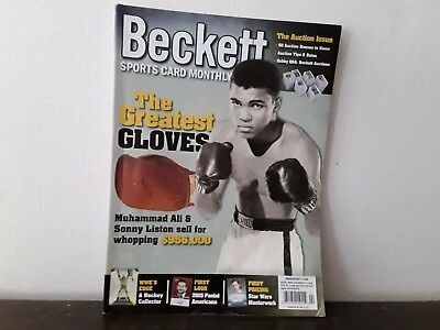 Beckett Sports Card Monthly  April 2015