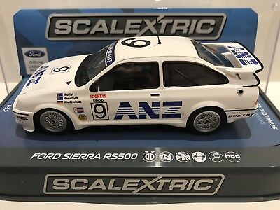 Scalextric C3910 Ford Sierra RS500 1988 Bathurst # 9. Brand New In Case.
