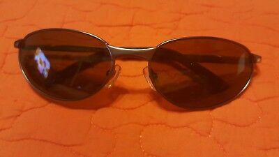 NEW Eagle Eyes Extreme Sunglasses As Seen On TV Triple Filter Polarized - Oval