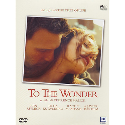 To The Wonder  [Dvd Nuovo]