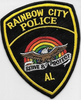 Rainbow City Alabama Al Police Dept Eagle Rpd Cpd Pd (Fire) Local State