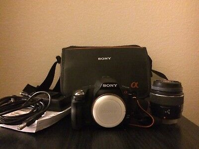 Sony a290 Great Condition Great Beginner Camera