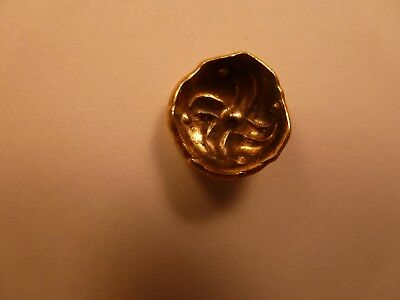 Unknown Gold Coin possibly Medieval Indian Pagoda 3.27 Gm weight