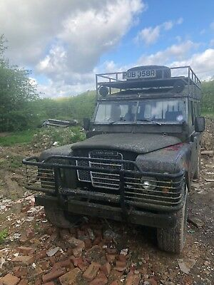 Land Rover 109 series