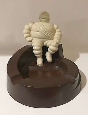 Michelin Tire Man Bakelite Vintage Ashtray