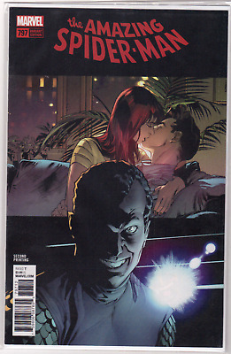 THE AMAZING SPIDER-MAN #797 2nd Print Alex Ross Norman Osborne Variant Cover NM-