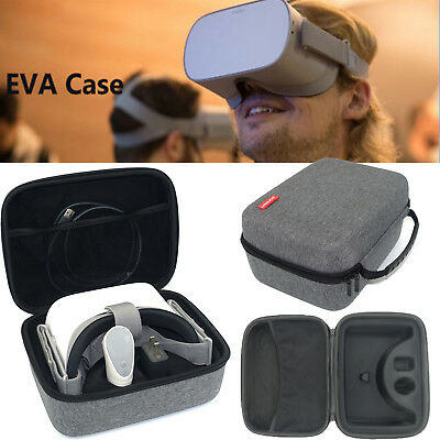 TRAVEL CARRY STORAGE Box Handbag Case Pouch for Oculus Go VR Headset  Accessories