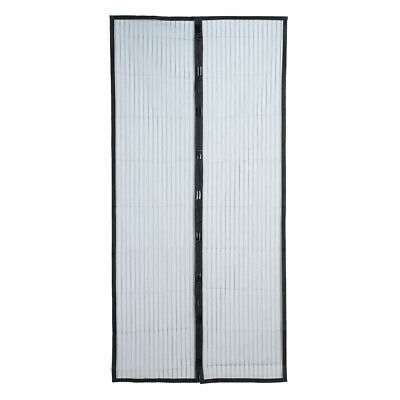 Magnetic Window Mesh Door Curtain Snap Net Guard Mosquito Fly Bug Insect Screen#