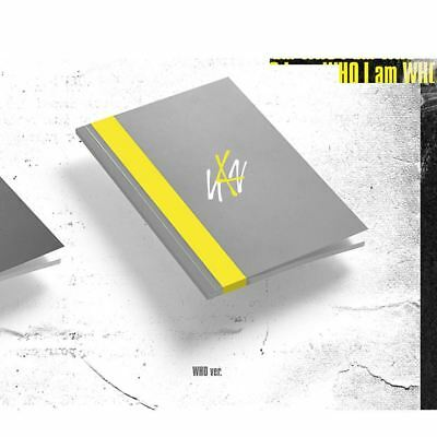 Stray Kids  I am WHO 2nd Mini Album WHO Ver CD+Photobook+PhotoCard+Etc