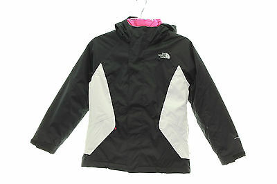 Girl's The North Face Kira Triclimate Jacket Medium Size 10-12 TNF Black New NWT
