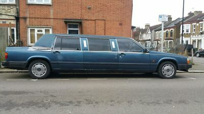 Extremely rare !! Limousine   Volvo one of a kind !! Swedish original built !