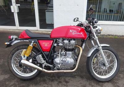 Royal Enfield Continental GT Motorcycle (2013)