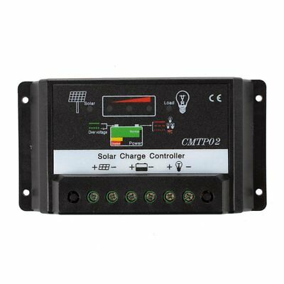 Controller Charge Controller for Solar Panel Battery 10A 12V / 24V M3H2