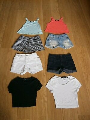 eeeb179f9229 AGE 9  NEW Look Girls Summer Clothes - Eight Items - £14.50 ...