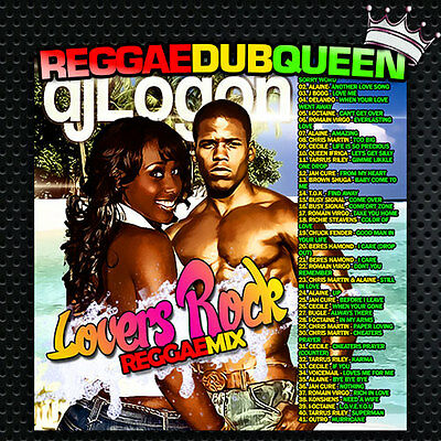 DJ Logon - Lovers Rock Reggae Mixtape.  Mix CD.