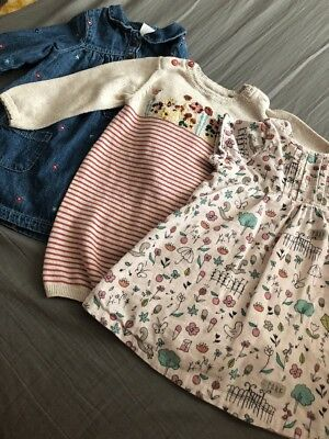 6-9 Months Dress Bundle Baby Girl