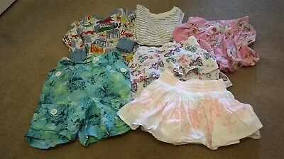 Bundle of Girls Clothing Age 1-2 Years