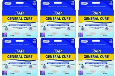 API General Cure Powder Packets, 60ct 6 x 10ct