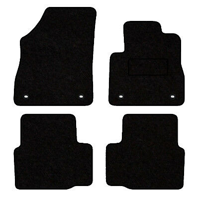 Tailored Velour Floor Mats For Vauxhall Astra 2015 On