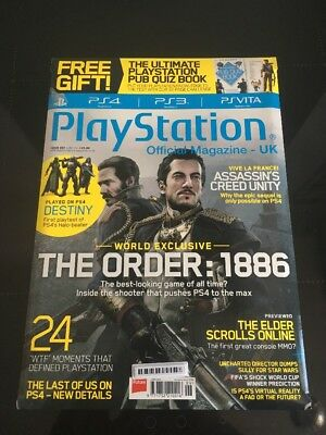 PlayStation Official Magazine UK - Issue 097 June 2014