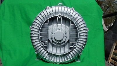 Side Channel BLOWERS / A290/400 Volt 1,6 KW for Continuous Operation
