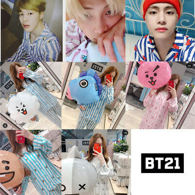 BTS BT21 Official Authentic Goods Pajamas by Hunt innerwear with tracking number