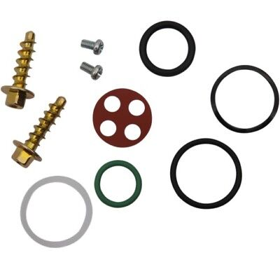 Moose Fuel Petcock Rebuild Kit for Kawasaki 2006-10 KX 250F KX250F 0705-0365