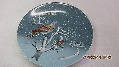"""Haviland Limoges """"noel Plate, #2 In 12 Days Of Christmas Series, Awesome!"""