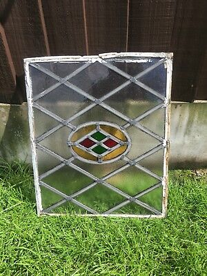 Vintage Stained Glass Windows