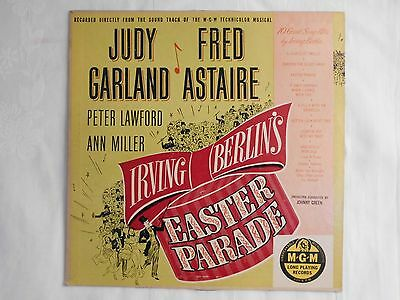 JUDY GARLAND FRED ASTAIR PETER LAWFORD EASTER PARADE MGM E-502 HOLLYWOOD 10inch