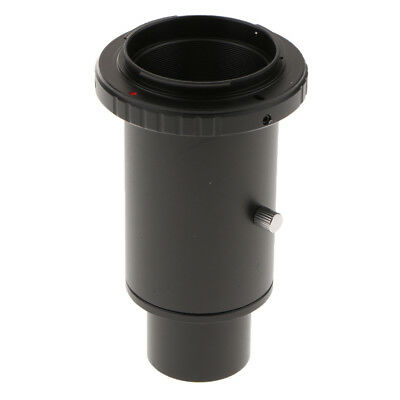 1.25Inch Telescope Camera Adapter with T-Ring Mount for Nikon to Take Photos
