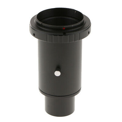 """Telescope Camera Mount Adapter 1.25"""" Extension Tube T Ring for Canon Nikon"""