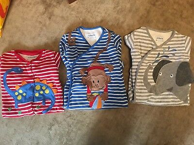 Jojo Maman Bebe Boys Clothing Bundle