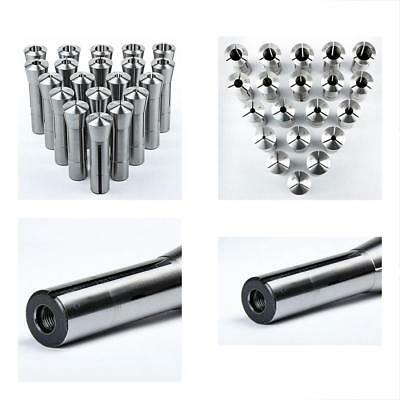 20 Pc Metric R8 Collet Set 1mm To 20mm High Precision For Bridgeport Piece