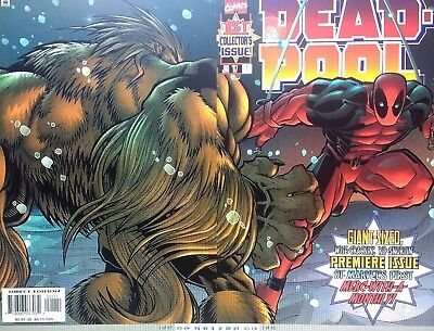 Deadpool Comics: Over 150 issues and 2 Annuals on DVD+R ( NOT CARTOONS )