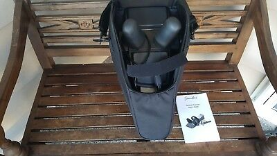 Saunders Cervical Home Traction w/ Case & Manual MINT COND, PROMPT &FREE SHIP!