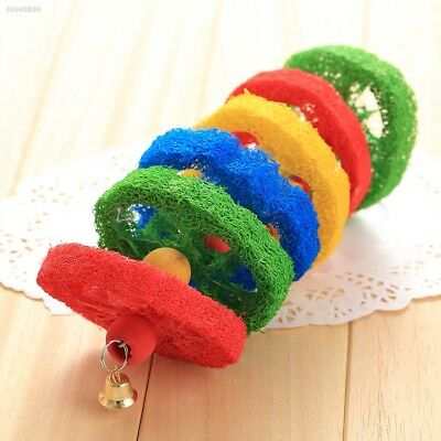 BIRD TOY parrot cage cages cockatoo Loofah Sponge Loofah metal accessories CBD7
