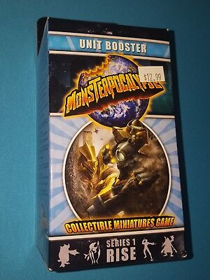 Monsterpocalypse Rise Series 1 Unit Booster Pack MINT