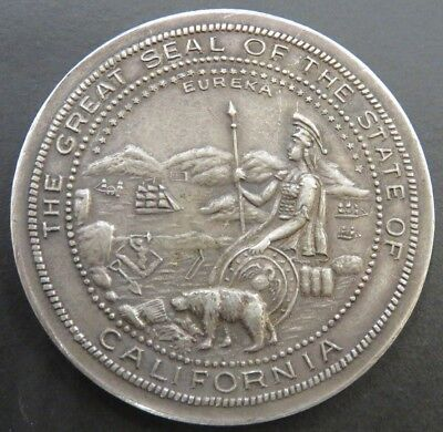 Silver Medal Awarded by The California State Agricultural Society 1941