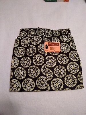 COOPERS Branded Shorts Colorfast Sanforized Size 38