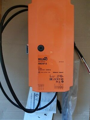Belimo NM24P-S Damper Actuator IP66/67 weather proof