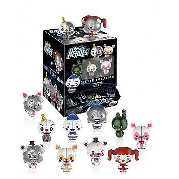 Funko POP! Pint Size Heroes - Five Nights At Freddy's Sister Location 6cm Vin...