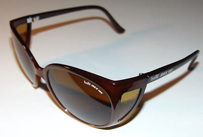 579610e0799 Vtg. Bolle Irex 100 Sunglasses With Side Panel Lenses Fishing Outdoor Sports