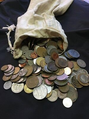 FOREIGN COINS 5 Pounds  FREE SHIPPING