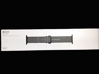 GENUINE Apple Watch Sport Woven Nylon 38mm Band