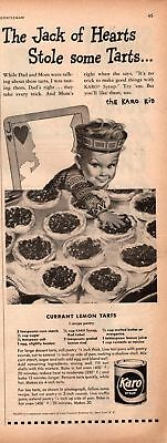 1947 Country Gentleman Magazine Advertisement Karo Syrup 1 Page A431